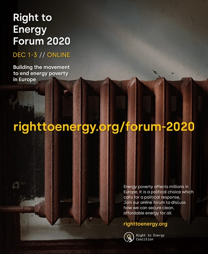 Poster Right Energy 2020