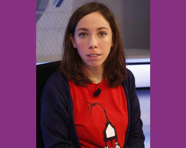 Monica-fond violet